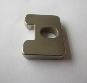 Magnet Special Magnet with Customed Shape and Size/NdFeB Magnet (UNI-Customed-oo7) pictures & photos