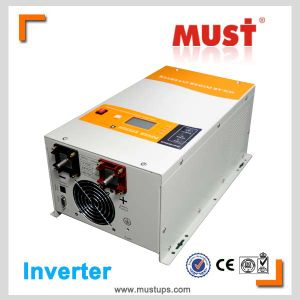 1000W 2000W 3000W Pure Sine Wave Inverter with MPPT Controller pictures & photos