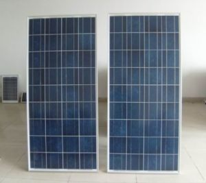 100W18V Solar Cell Board pictures & photos
