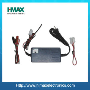 Battery Charger for 6V-12V NiMH Battery Pack