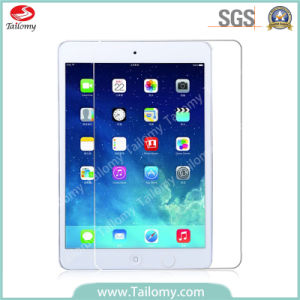 Mobile Phone Accessories Tempered Glass Protector for iPad Air 2