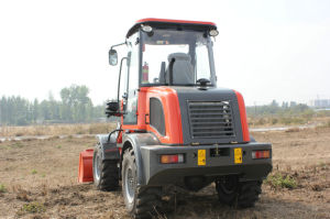 Everun Brand 1.2 Ton Agricultural Mini Loader with Euroiii Engine pictures & photos