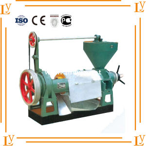 Small Screw Type Soybean Peanut Groundnut Coconut Oil Press Machine pictures & photos