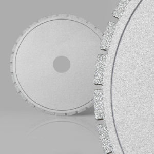 Tuck Point Blade-Vacuum Brazed Diamond Tuck Point Saw Blade pictures & photos