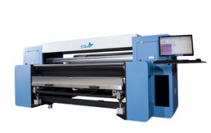 1.8m Digital Belt System Textile Printer