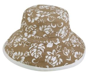 Women′s Custom Made Printing Sun Hat/Beach Hat/Bucket Hat/Floppy Hat pictures & photos