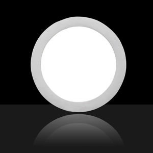 Super Slim Round LED Panel/ LED Panel Light Ce, RoHS, TUV for EU Markets pictures & photos