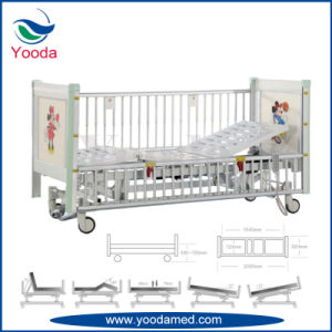 Two Function Manual Hospital Pediatric Bed pictures & photos