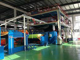 Ssmms Non Woven Fabric Machine 4200mm pictures & photos