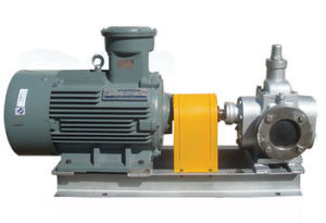 Ycb3.3/0.6 Stainless Steel Circular Arc Gear Oil Pump