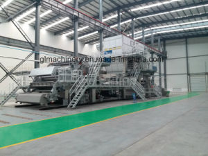 New Condition and Ce Certificate High Speed Crescent Former Tissue Machine pictures & photos