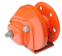 Hand Winch with Brake pictures & photos