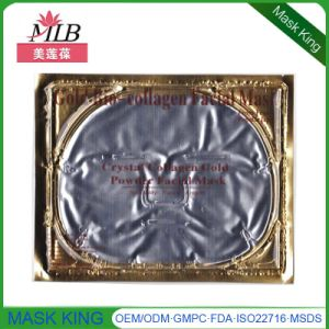 Hot New Cosmetic Products Manufacturers Gel Collagen Facial Mask