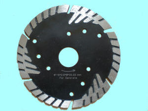 Turbo Saw Blade with Triangle Teeth