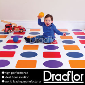 PVC Flooring for Children Plastic Floor (F-1103) pictures & photos
