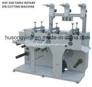 3 Seats Rotary Die Cutting and Sheeting Machine pictures & photos