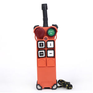 F21-4SD Industrial Wireless Remote Control for Crane and Hoist pictures & photos