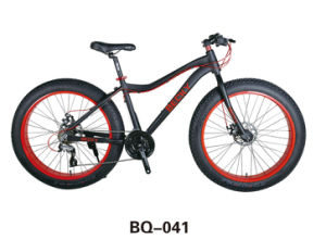 "Latest 26"" Snow Mountain Electric Bike in Fashionable Carbon Steel Mail: PS@Beiqicheye. COM pictures & photos"