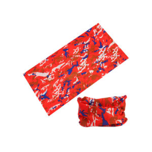 """Slovakia Country Lightweight Flag Printed Knitted Style Scarf 8/""""x60/"""""""
