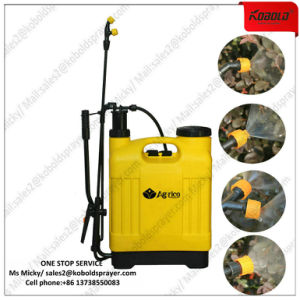Ce Certificated HDPE 16L Manual Knapsack Sprayer pictures & photos