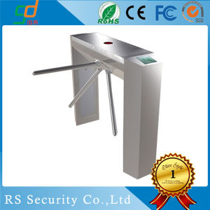 RFID Card Read Optional Automatic Tripod Turnstiles/Barrier