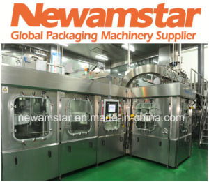 Aseptic Pet Bottled Juice Filling Machine pictures & photos