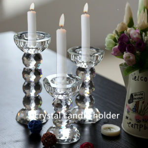 Clear Quartz Crystal Cube Tealight Candle Holder Gl Holders For Wedding Candelabra Centerpieces
