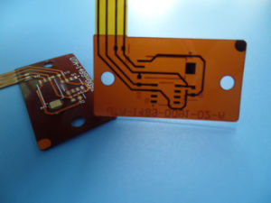 china flexible printed circuit (fpc) single sided pcb polyimide baseflexible printed circuit (fpc) single sided pcb polyimide base immersion gold