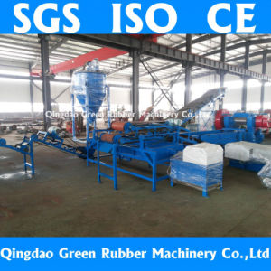 Waste Tire Recycling Production Line 5~30 Mesh