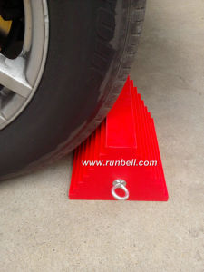 Orange Heavy Duty Wheel Chocks for Trucks (TS003PU)