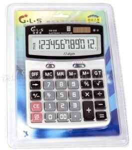 China Desk Calculator (GS-228) - China calculator, desk calculator