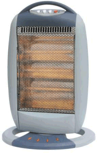 Halogen Lamp Heater with Ce RoHS (NSB-120C)