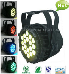 IP65 Waterproof 18X10W LED PAR Can Stage Lighting pictures & photos