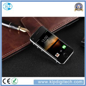 Hot Sale Small Size 6s Mini Card Mobile Phone Ultra Thin Mini Credit Card Cellphone pictures & photos