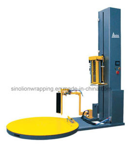 T1650fz PLC Control Automatic Pallet Stretch Film Wrapper/Wrapping Machine pictures & photos