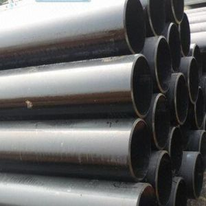Q345b ERW Black Welded Steel Pipe/Tube pictures & photos