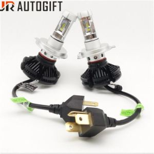 China Factory Price Led Headlamp X3 H7 Car Headlight With Philip