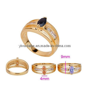 Fashion Zircon Ring (190418)