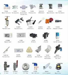 China Spare Parts Of The Water Purifier China Ro System