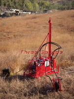Portable drilling rig 40 meters
