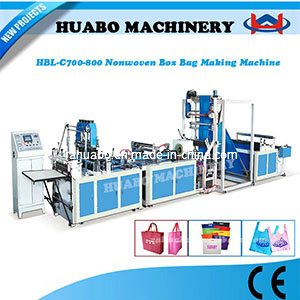 Multifunction Non Woven Bag Making Machine pictures & photos
