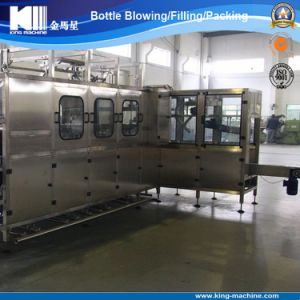 600bph 3 Gallon Bottle Mineal Water Production Line pictures & photos