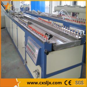 PVC Imitation Marble Skirting Board Production Line pictures & photos