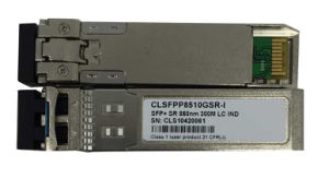 SFP+ 10g Sr Pluggable Optical Modules 850nm 300m Transceiver