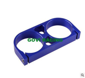 60m Universal Double Fuel Pump Bracket Clamp Mount Wit Aluminum pictures & photos
