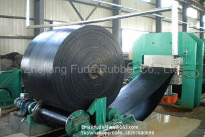 Flat Polyester Ep Rubber Conveyor Belt Industrial Conveyor Belting industrial Rubber Conveyor Belts pictures & photos