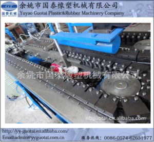 Guotai Plastic Exhaust Corrugated Pipe Machine pictures & photos
