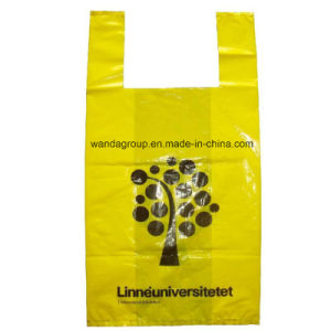 Customized Plastic Packaging Bag in Pack