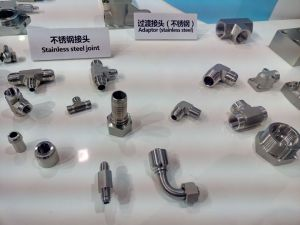 90 Degree Elbow Stainless Steel Hydraulic Adapter/Adaptor pictures & photos