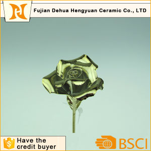 Hot Sale Plating Artificial Rose Wire for Valentine′s Day pictures & photos